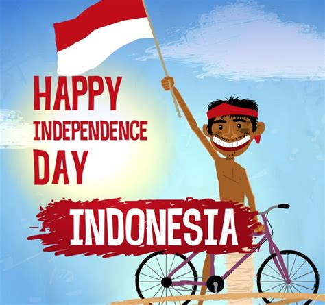 Tujuh Belas Doodle 25 indonesia independence day wishes photos and