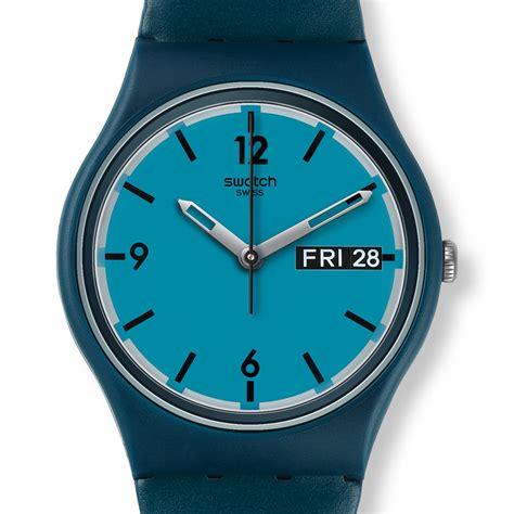 Swatch Gn719 Original Wanita Blue Bottle swatch blue bottle gn719 swatch gent watches