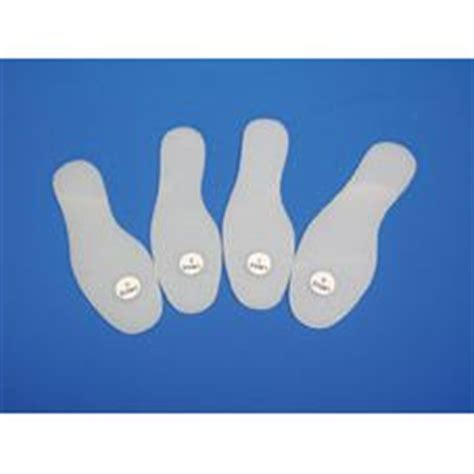 insole template set sports supports mobility