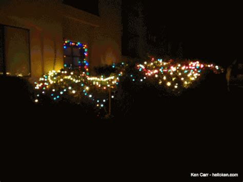 christmas lights gif find share on giphy