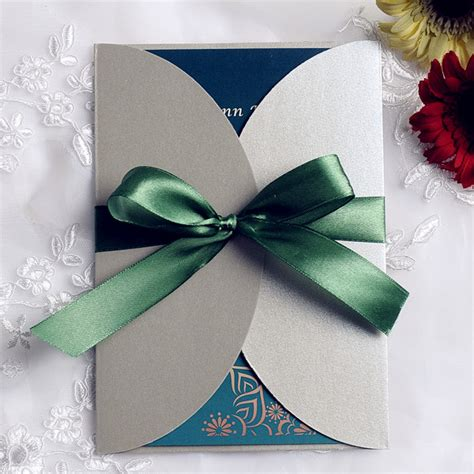 emerald wedding invitations shades of green wedding color ideas and wedding invitations