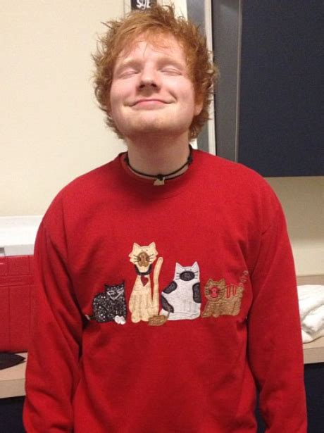 ed sheeran xmas twitter pictures capital