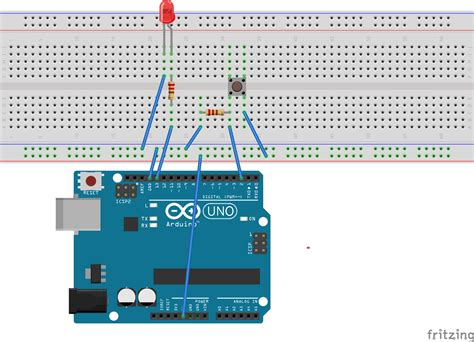 pull up resistor wiring diagram arduino why use a resistor for pull up electrical engineering stack exchange