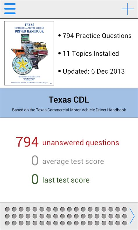 texas cdl section 14 practice test texas cdl test prep android apps on google play