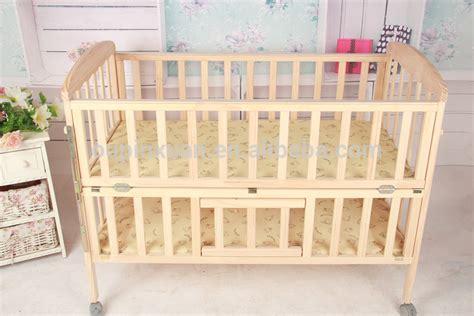 Bamboo Baby Crib Quality Baby Bed Adjustable Moveable Folding Wood Bamboo Baby Crib Buy Baby Crib