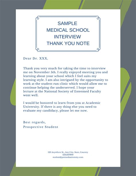 thank you letter after kindergarten thank you note to preschool thank you card for