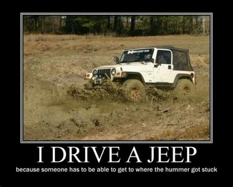 muddy jeep quotes jeep humor on pinterest 97 photos on jeeps jeep humor