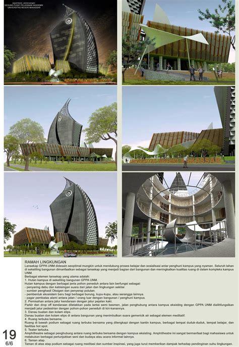 studio perancangan arsitektur 6 by puji subekti at karya arsitektur indonesia architects