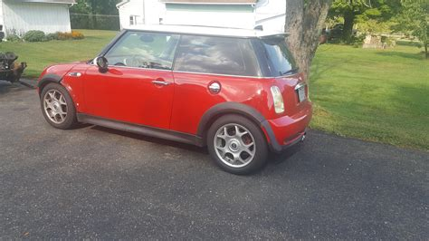 03 Mini Cooper by Fs 03 Mini Cooper S Part Out American Motoring