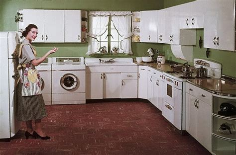 50s kitchen cabinets just for fun let s take a look back in time kitchens