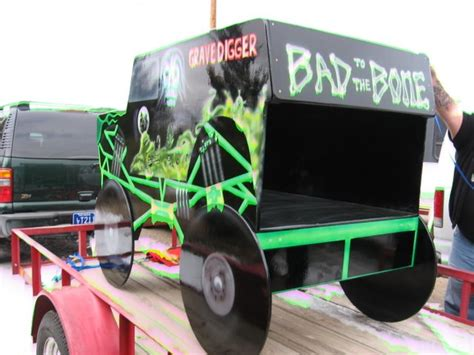 trucks grave digger bad to the bone bad to the bone grave digger bed images frompo