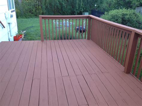 thick deck paint reviews home design ideas