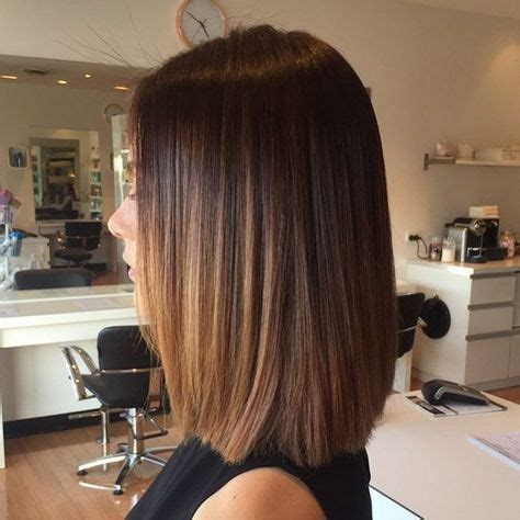 hair cuts from behind best 25 cute shoulder length haircuts ideas on pinterest