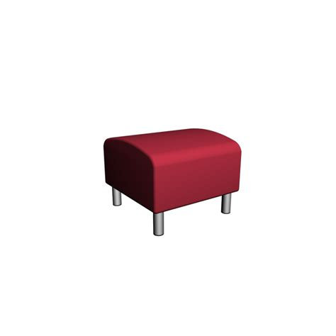 Klippan Chair by Klippan Footstool Design And Decorate Your Room In 3d