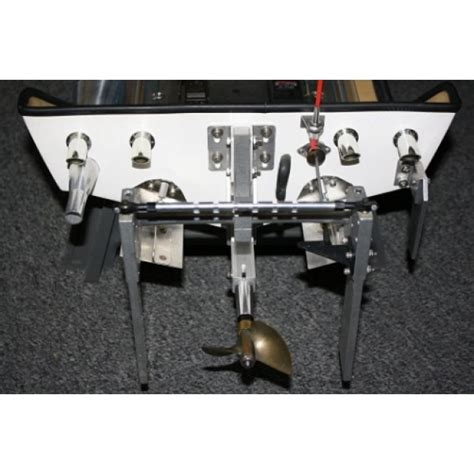 rc jet boat drive system spd iii drive system