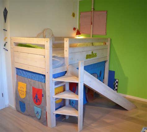 lifetime kinderbett mit rutsche kinderhochbett spielbett lifetime inkl turm rutsche