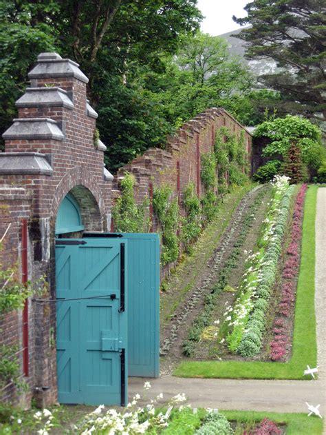 Kylemore Abbey Garden A Walled Garden
