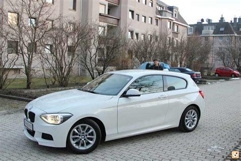 Bmw 1er Forum Winterreifen by Winterr 228 Der F 252 R 116i M Paket F21 Bmw 1er 2er Forum