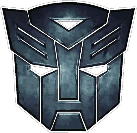 Autobot Decals by Autobot Fro Transformers Decal Custom Wall Graphics