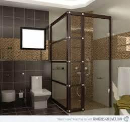 Decoration ideas bathroom ideas brown