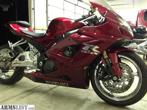 1000 Suzuki Gsxr For Sale Armslist For Sale 05 Suzuki Gsxr 1000 Conpletely Custom