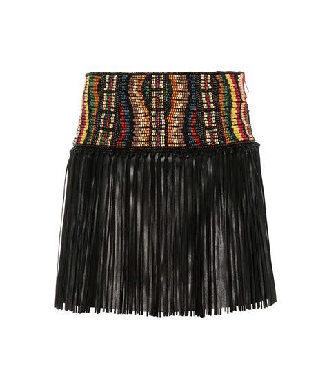 valentino handbags on sale valentino beaded leather skirt