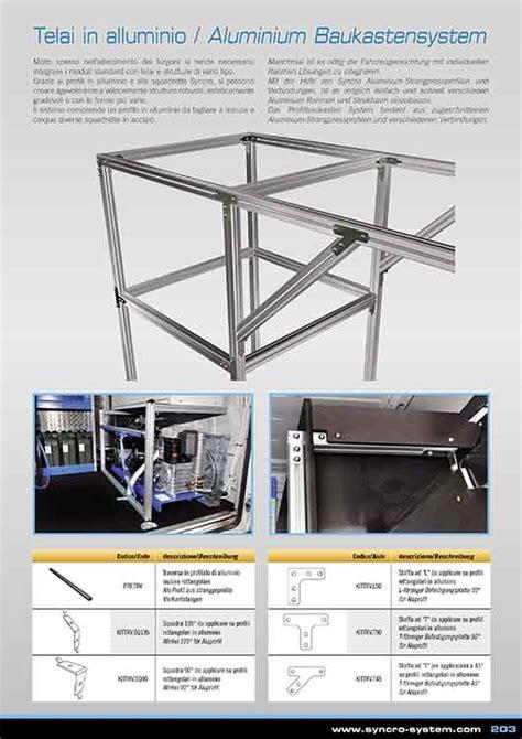 allestimento interno furgoni syncro system 200 arrivato il catalogo 2015 scopri tutte
