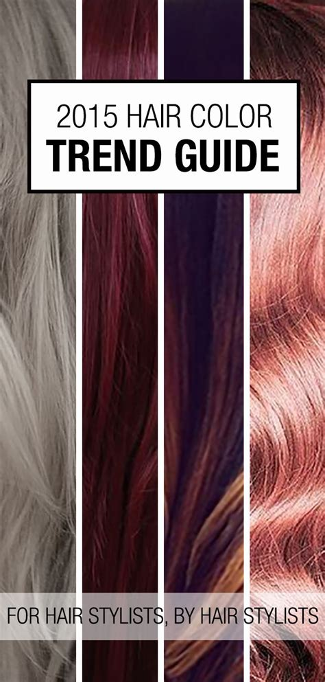 2015 hair color trends silver hair color ideas picmia