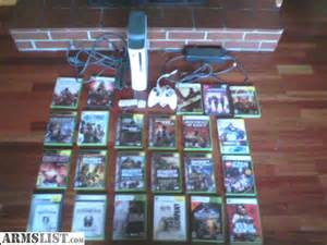 360s For Sale Armslist For Sale Trade Xbox 360 For Sale Trade