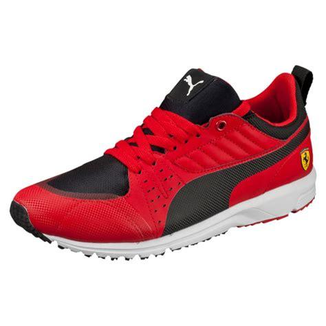 Puma Ferrari Store by Puma Ferrari Pitlane Men S Shoes Ebay