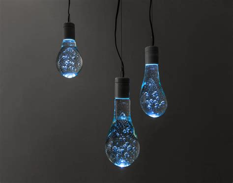 Water Lights by Water Balloon Light Bulb By Torafu Architects