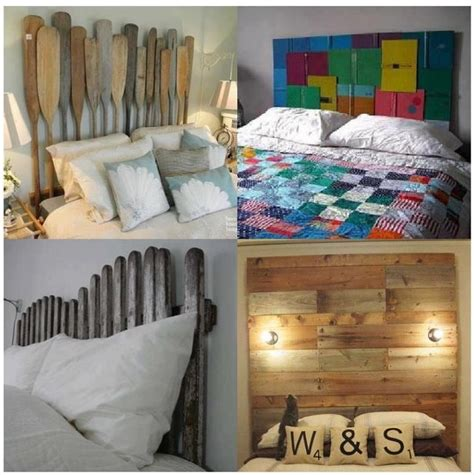 recycled headboard recycled headboards home pinterest