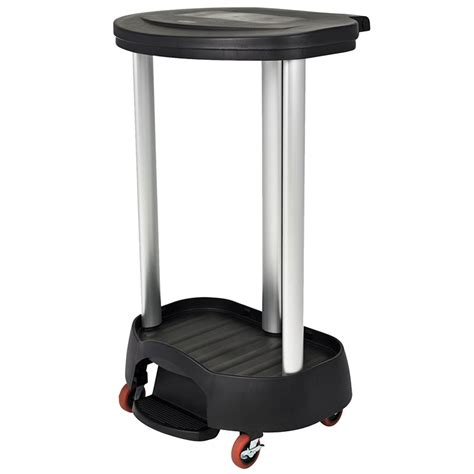 Rubbermaid Fg630000 Bla Laundry Cart Her W Collapsible Rubbermaid Laundry