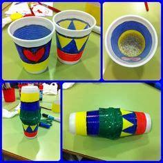 como hacer un tambor con material reciclable como hacer un instrumento musical en casa con material