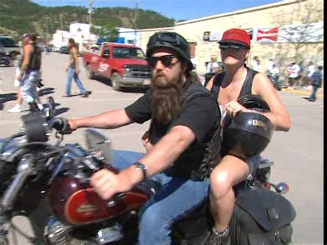 Motorradtreffen Prag by People Driving Harley Davidson Usa Sd Stock Video
