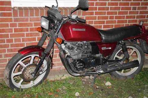 Suzuki Motorrad Tourer Gebraucht by Motorrad Kawasaki Gt 550 Kz550 B G2 Tourer Bestes
