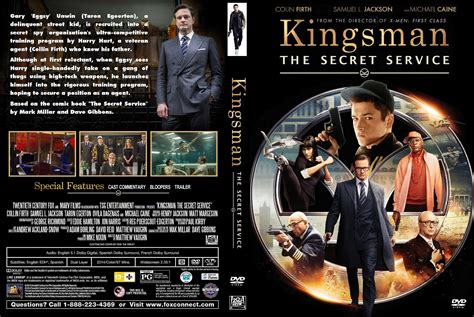 kingsman secret service sci fi adventure comedy crime kingsman secret service poster