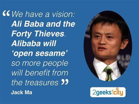 alibaba open sesame qui 233 n es jack ma y qu 233 puedes aprender de 233 l 2geeks1city