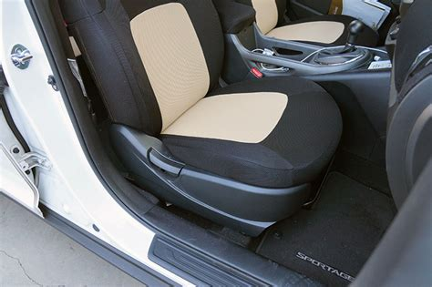 Seat Covers For Kia Sportage Iggee Spacer Mesh Custom Made Fit Seat Cover For 2010 2014