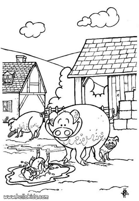 teacup pig coloring page teacup pig coloring pages