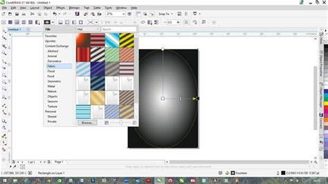 fill or transparency tool coreldraw graphics suite x7 coreldraw graphics suite x7