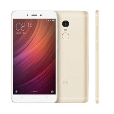 blibli xiaomi note jual xiaomi redmi note 4 smartphone gold 64gb 3gb