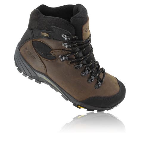mens hi tec boots hi tec altitude pro rgs mens brown waterproof outdoor