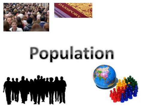Population Ppt Population Ppt Templates Free