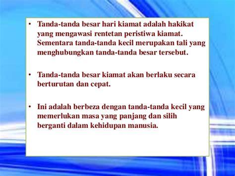 Ensiklopedi Hari Kiamat Syaikh Mahir Ahmad Ash Shufi tanda tanda kiamat dalil dan kronologi