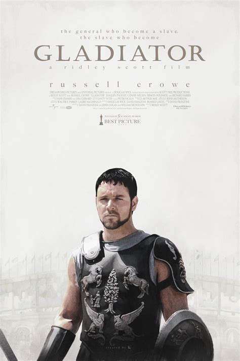 film gladiator download free gladiator fanmade poster by kc eazyworld on deviantart