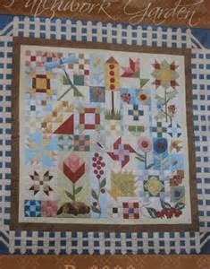 Garden Quilt Pattern Patchwork Garden Quilt Pattern By Possibilities