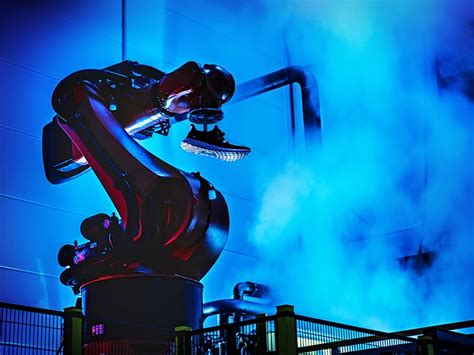 adidas to launch robot made shoes in germany from 2017 technology news