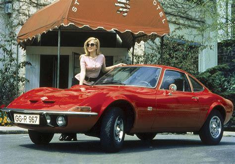 Gm Opel Gt by 1969 Opel Gt General Motors Press Photo Copyright Gm