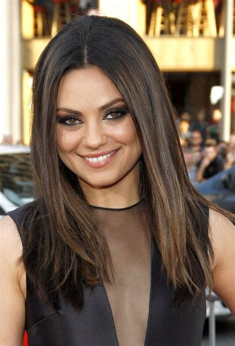 mila kunis hair color 25 best ideas about mila kunis hair on mila